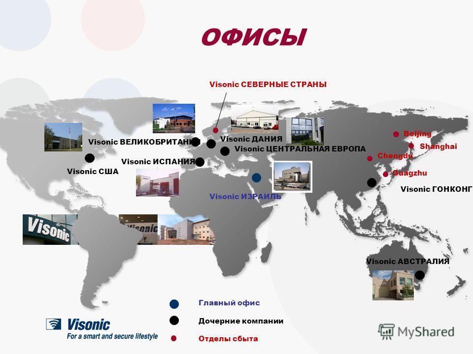 Краткий обзор - VISONIC Со времени основания в 1973 году, Visonic находится на переднем крае в области разработки и производства систем для обеспечения безопасности людей по всему миру. Компания Visonic является производителем электронных систем охра