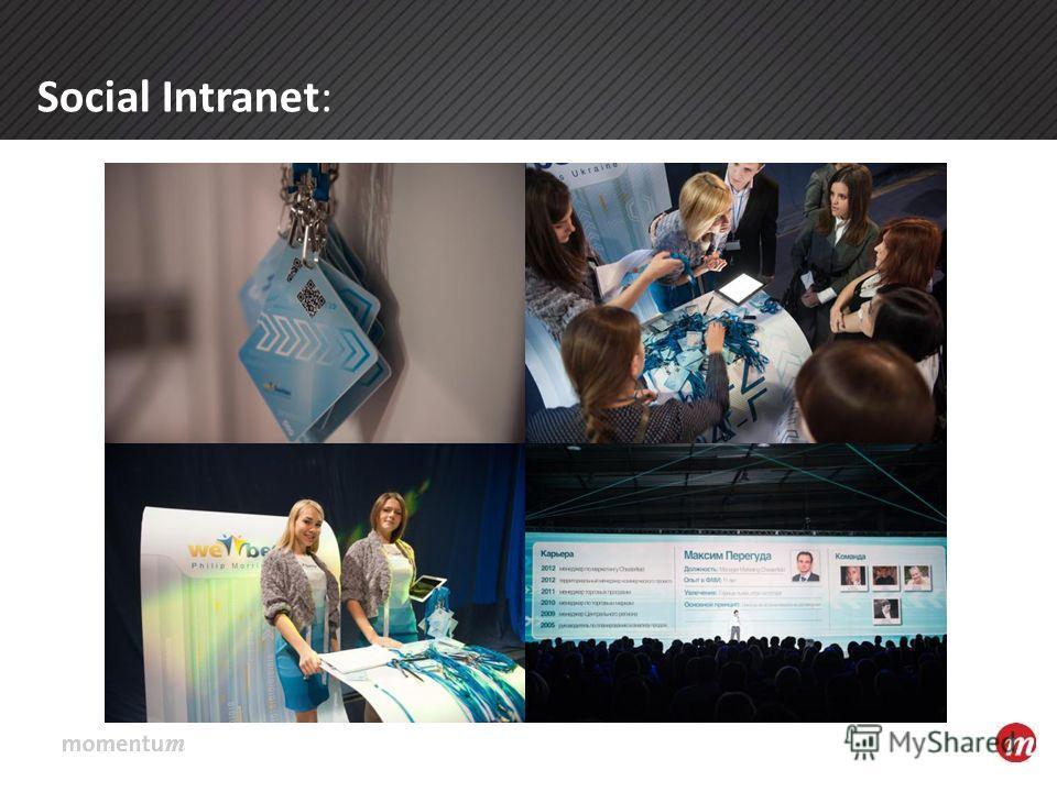 Social Intranet: