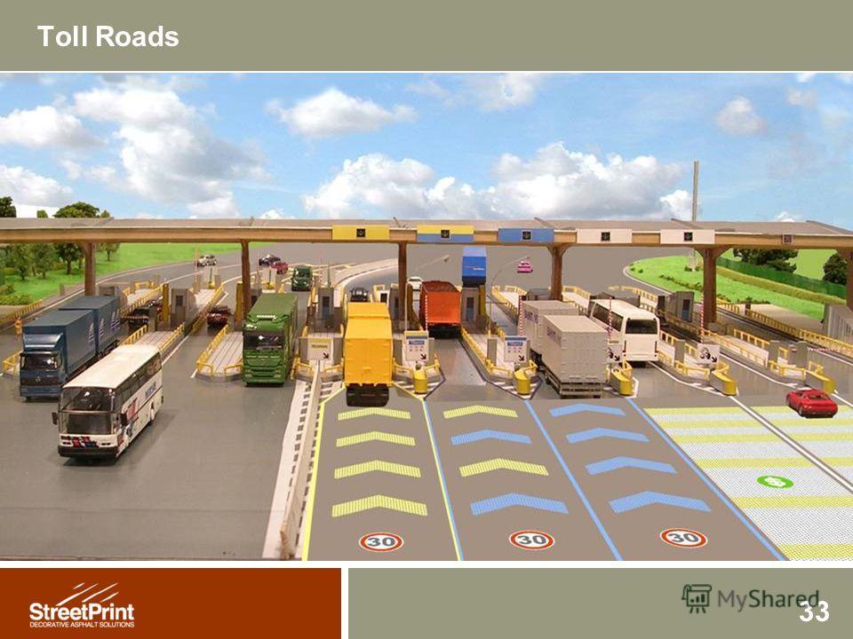 33 Toll Roads