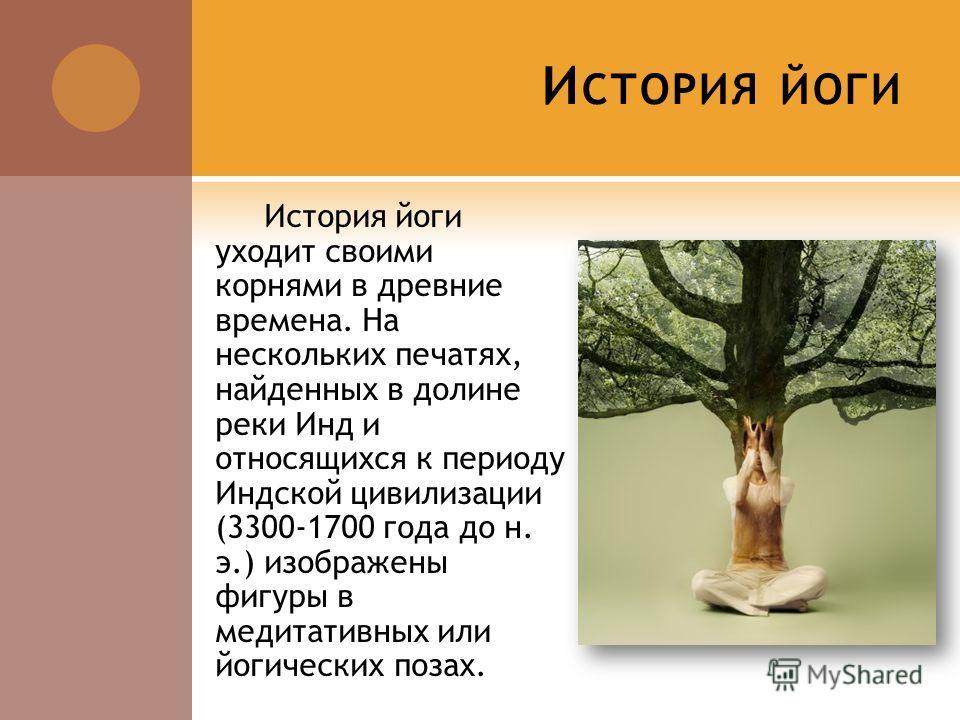 Й ОГА Что же такое Йога? История йоги