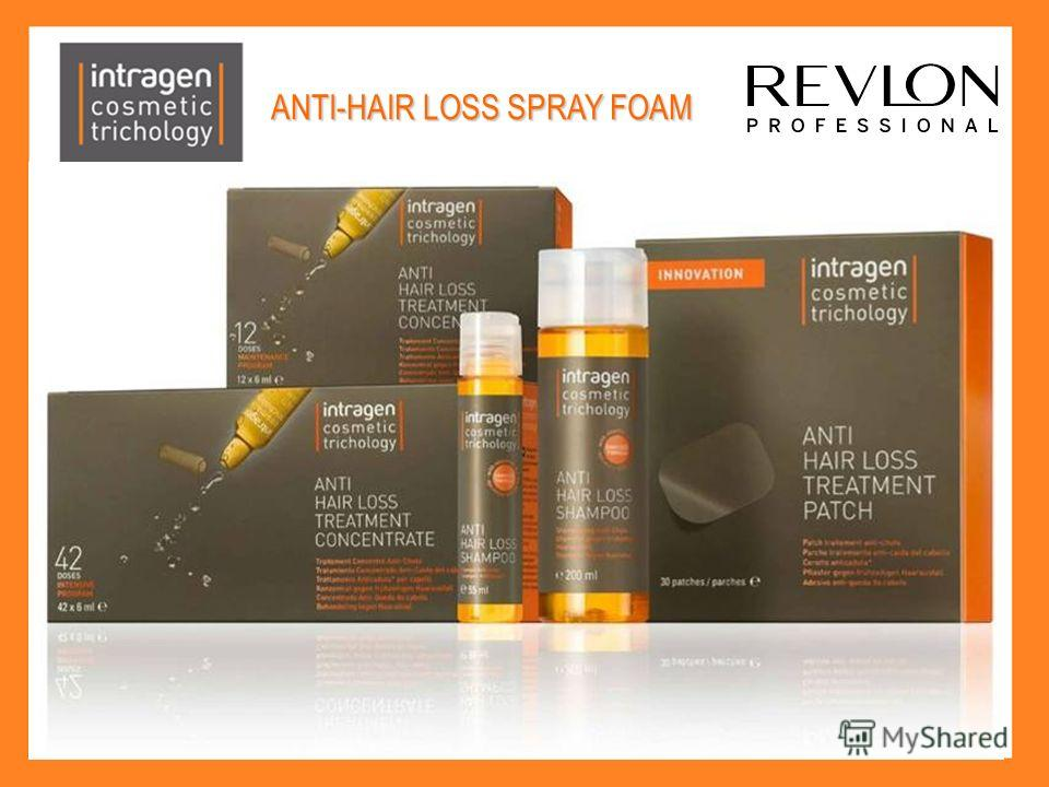 ANTI-HAIR LOSS SPRAY FOAM