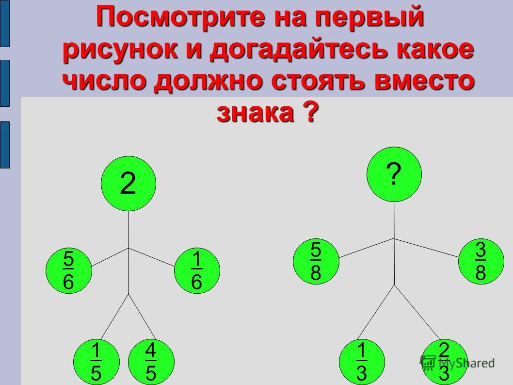 Посмотрите на первый рисунок и догадайтесь какое число должно стоять вместо знака ? 2 5656 1616 1515 4545 ? 5858 3838 1313 2323