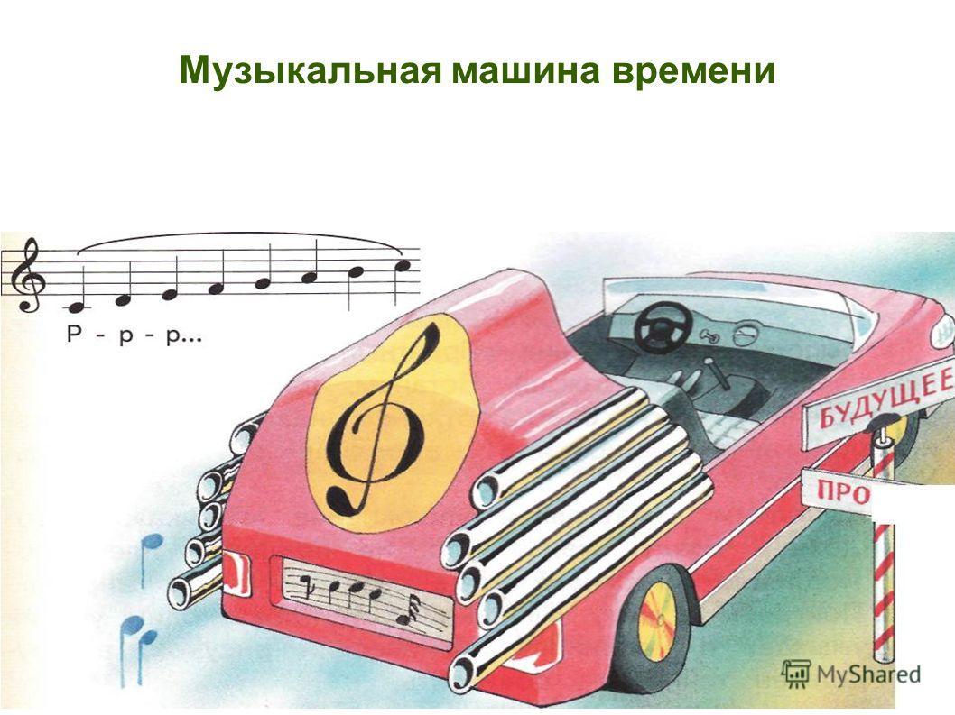 Музыкальная машина времени