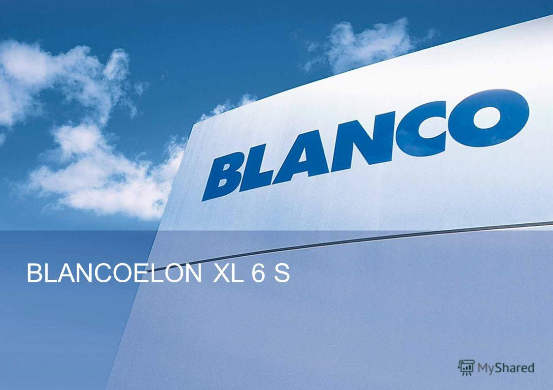 1 BLANCOELON XL 6 S