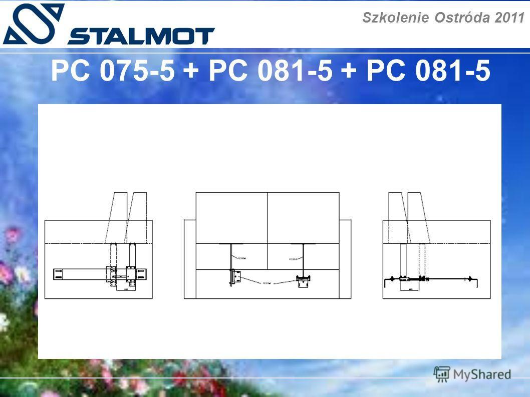 Szkolenie Ostróda 2011 PC 075-5 + PC 081-5 + PC 081-5
