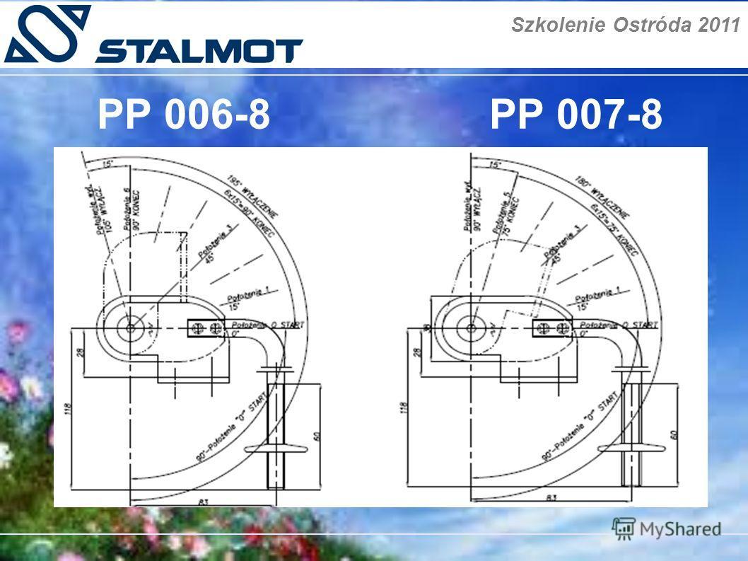 Szkolenie Ostróda 2011 PP 006-8 PP 007-8