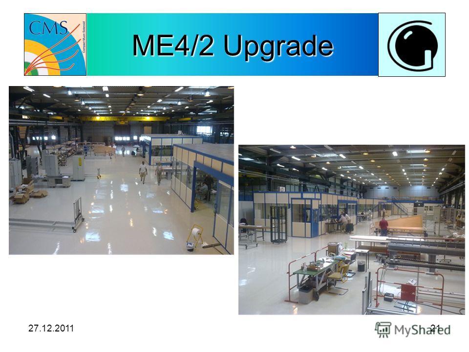 ME4/2 Upgrade 27.12.201121