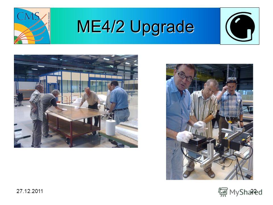 ME4/2 Upgrade 27.12.201122