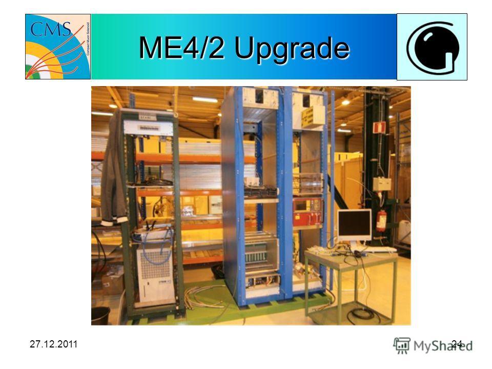 ME4/2 Upgrade 27.12.201124
