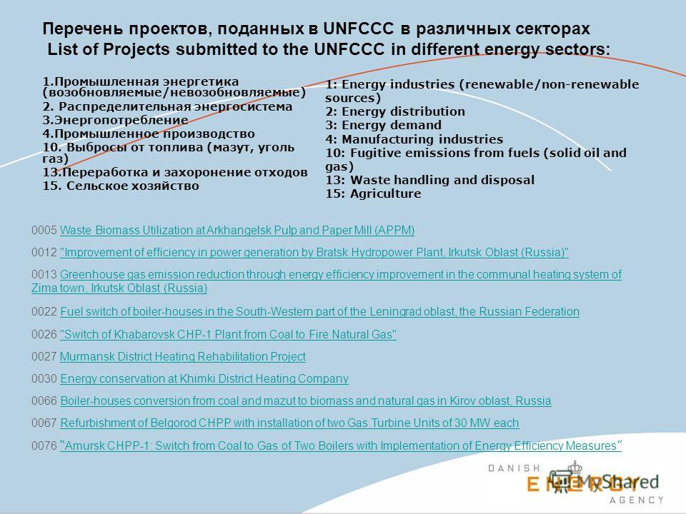 0005 Waste Biomass Utilization at Arkhangelsk Pulp and Paper Mill (APPM)Waste Biomass Utilization at Arkhangelsk Pulp and Paper Mill (APPM) 0012