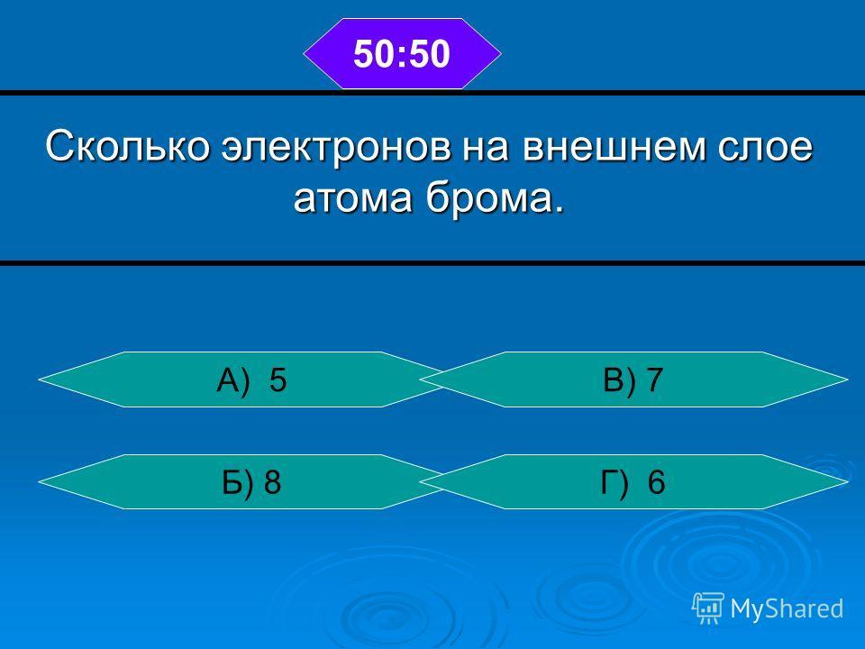 Соединения какого галогена применяют для отбеливания бумаги. А) Астат Г) ХлорБ) Иод В) Бром 50:50