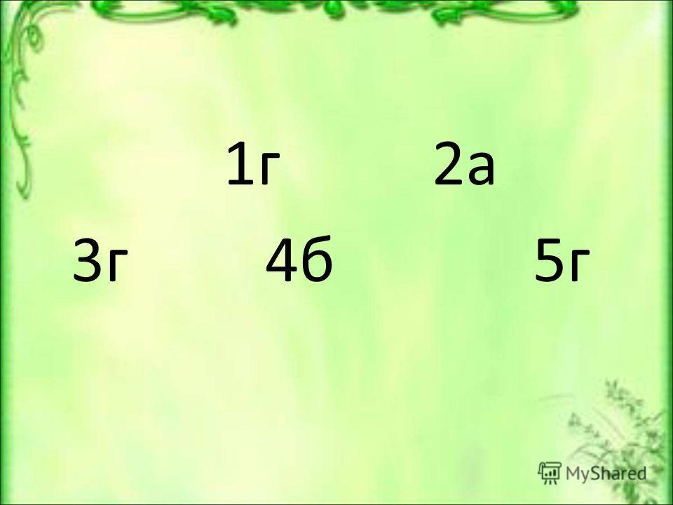 1г 2а 3г 4б 5г