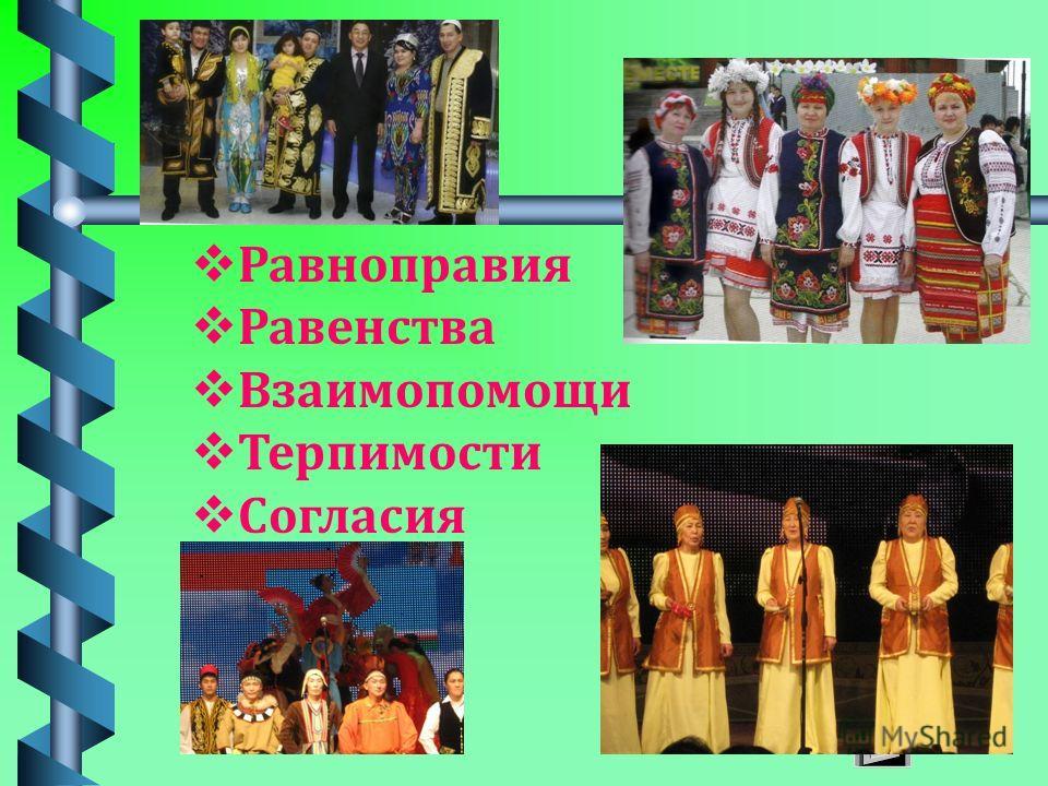 b - Россия – многонациональная страна, в ней проживают около 150 млн. человек более 100 национальностей. Народы, населяющие Россию, хотят жить в мире и согласии. Что для этого необходимо? b - Мирное сосуществование народов возможно при соблюдении сле