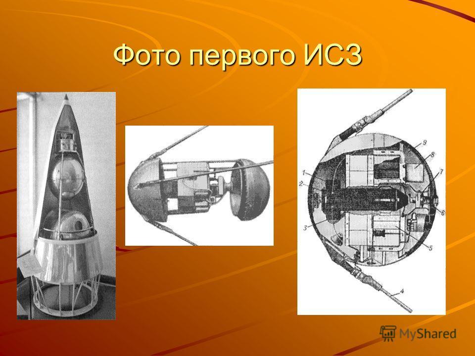Внутреннее устройство Первого ИСЗ 1 сдвоенное термореле системы терморегулирования; 2 радиопередатчик; 3 контрольные термо- и барореле; 4 антенна; 5 аккумуляторная батарея; 6 вентилятор; 7 диффузор; 8 дистанционный переключатель; 9 экран (рис. из Энц