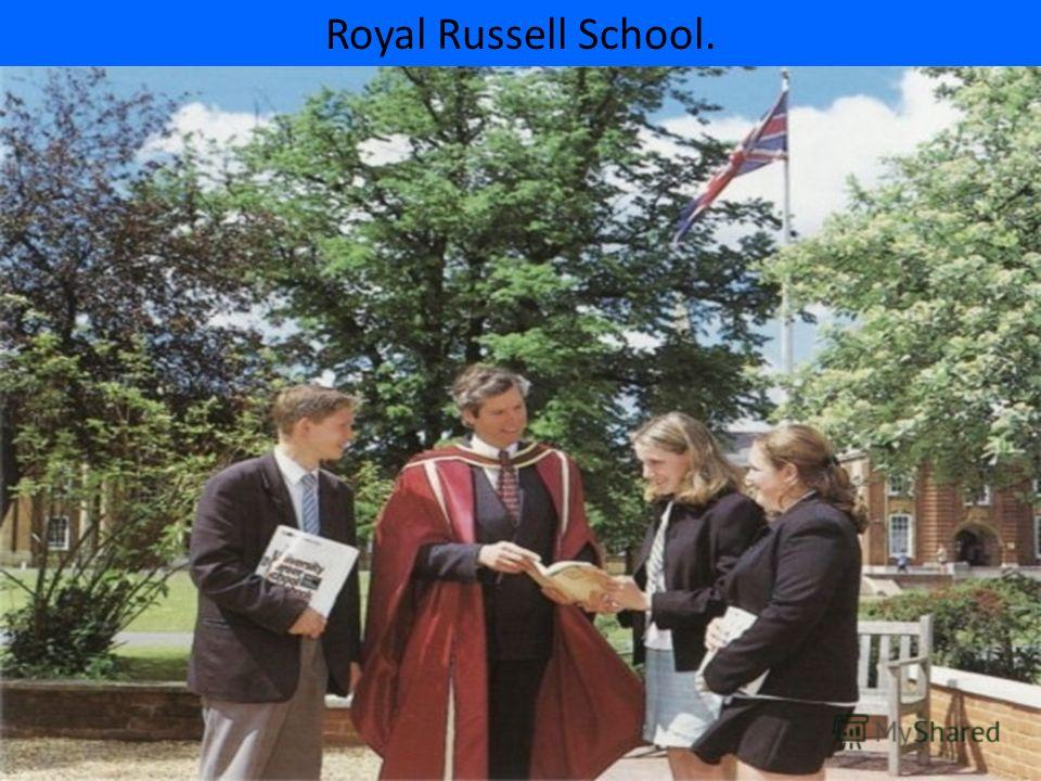 Royal Russell School.