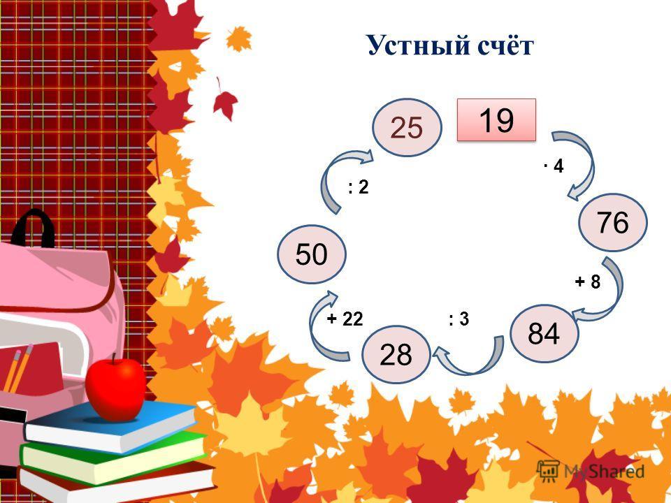 Математический диктант Критерии оценивания: 0 ошибок - «5», 1 - 2 ошибки - «4», 3 - 4 ошибки - «3», более 4 ошибок-«2»