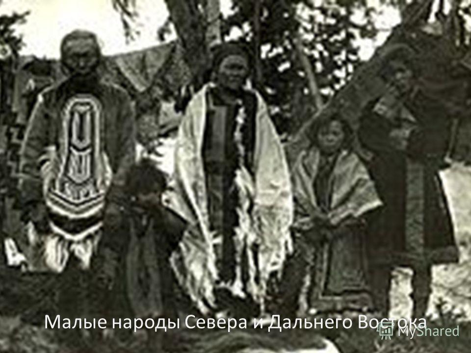 Малые народы Севера и Дальнего Востока