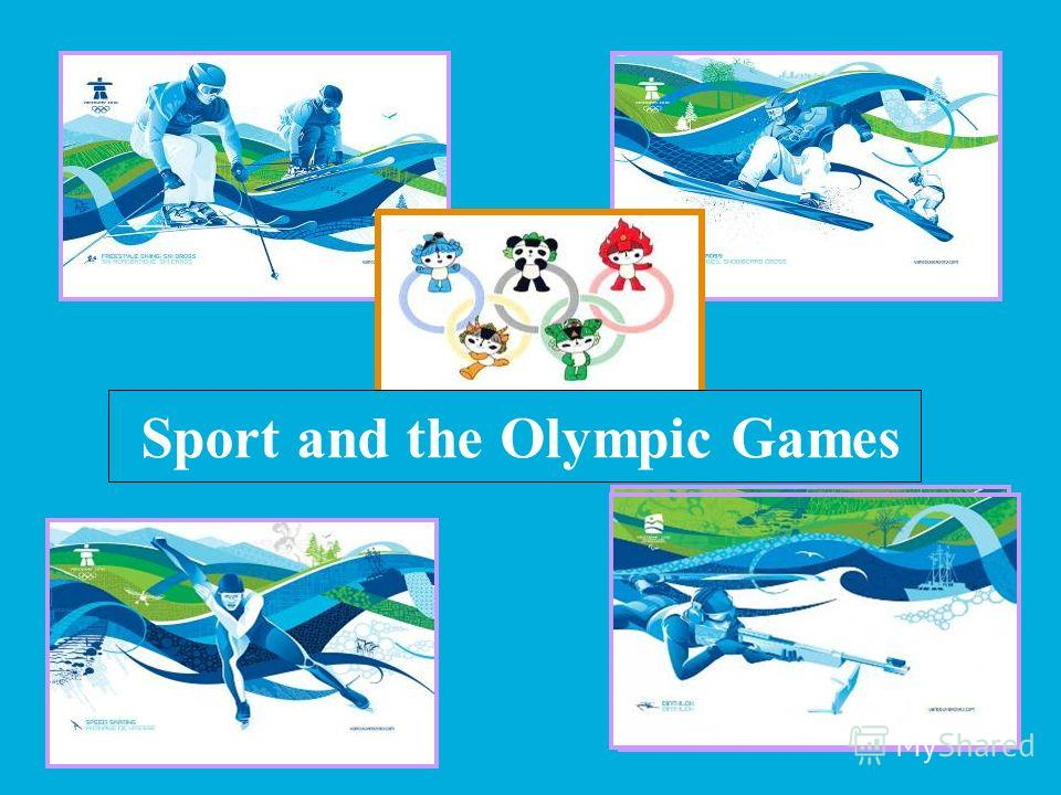 Sport and the Olympic Games