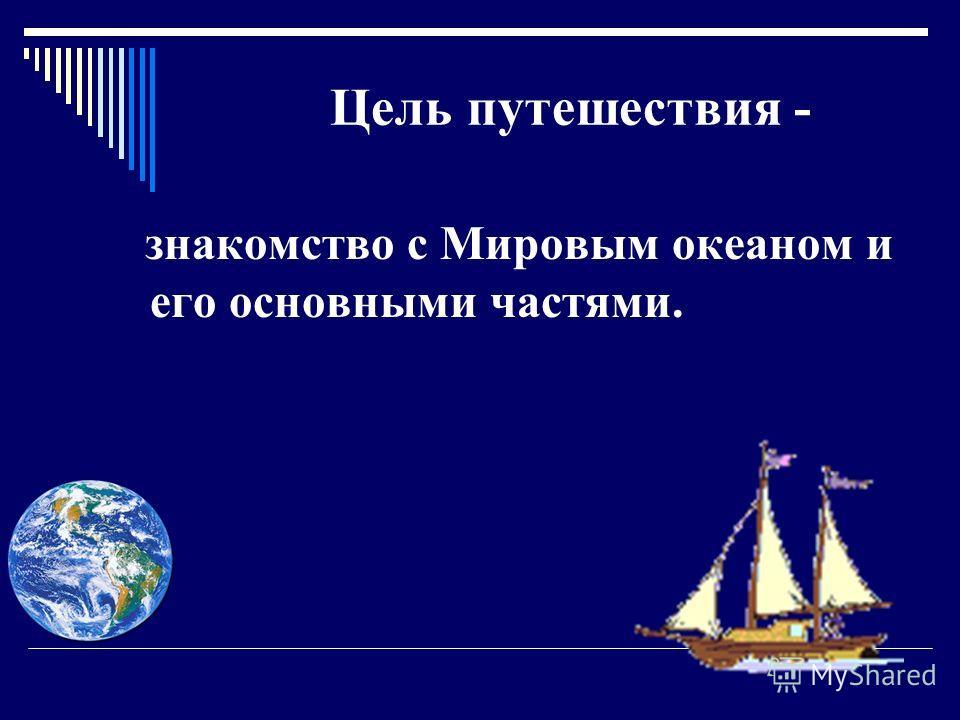 Тема урока: Мировой океан. Части Мирового океана. Учитель географии Ковалева А.А.