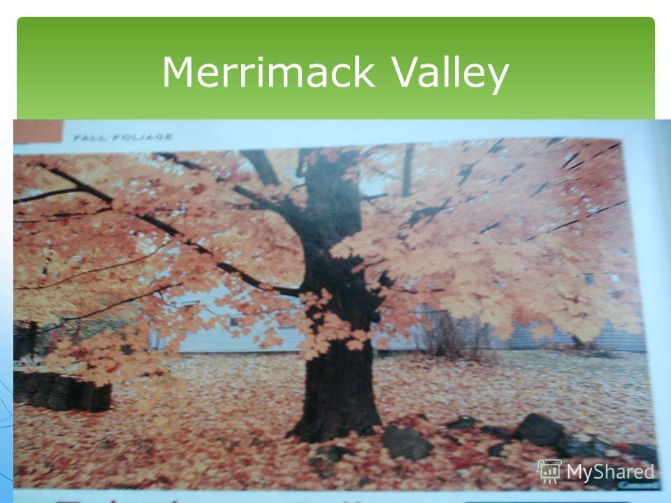 Merrimack Valley