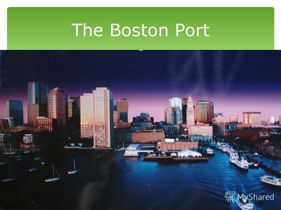 The Boston Port