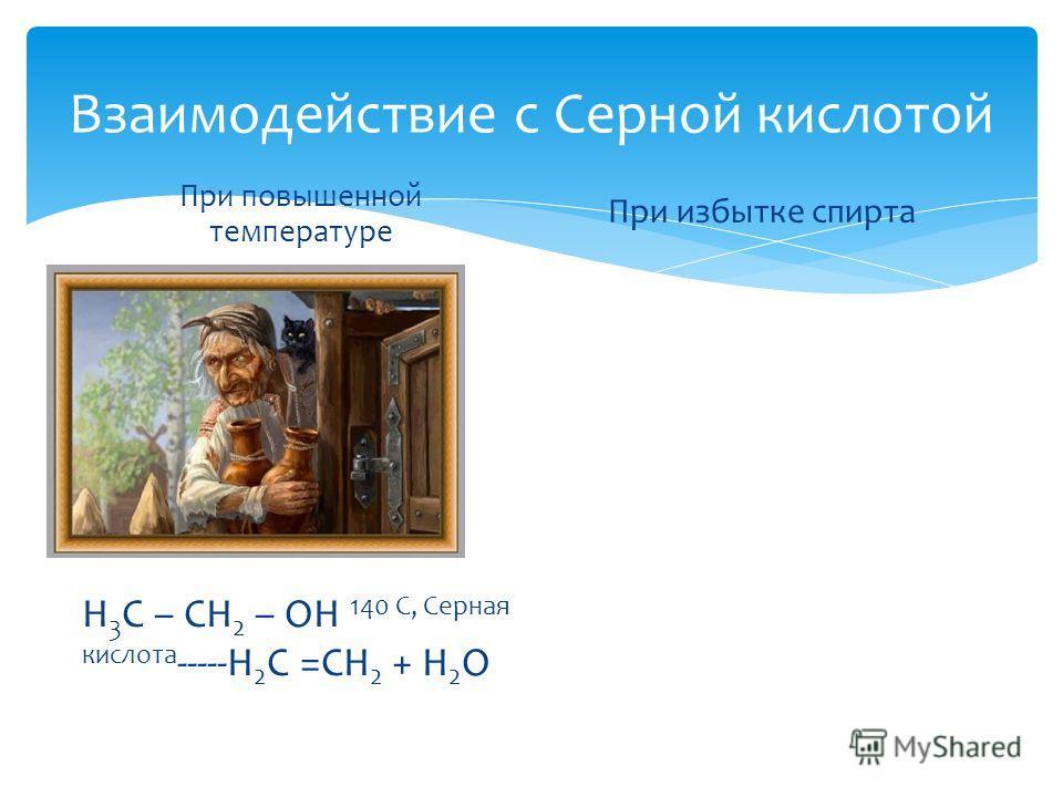 Химические свойства спиртов Реакция горения Спирт + Кислород = углекислый газ + вода Взаимодействие с металлами Спирт + Натрий = Соль+ водород