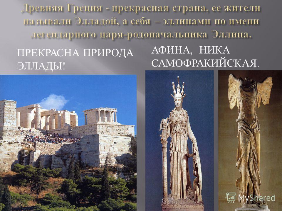 Проблема урока: почему можно сказать, что эллины( древние греки) любили и считали красотой ясный порядок и в чем это выражалось?