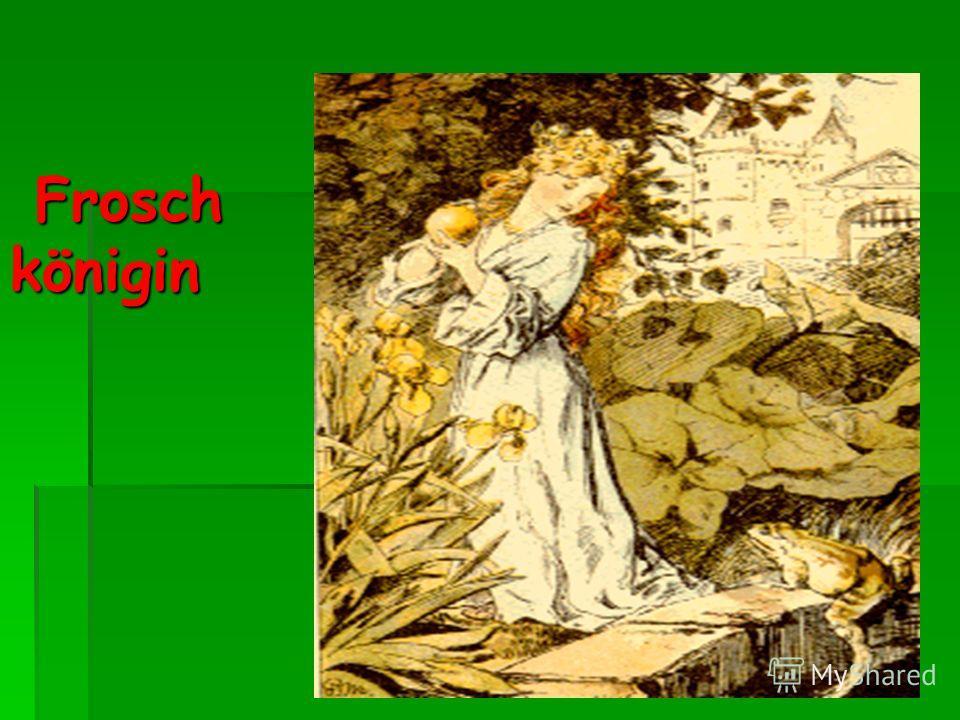 Frosch königin Frosch königin
