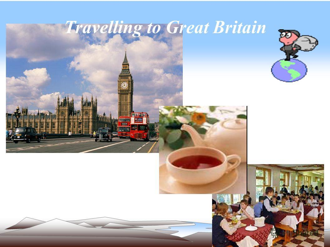 Travelling to Great Britain