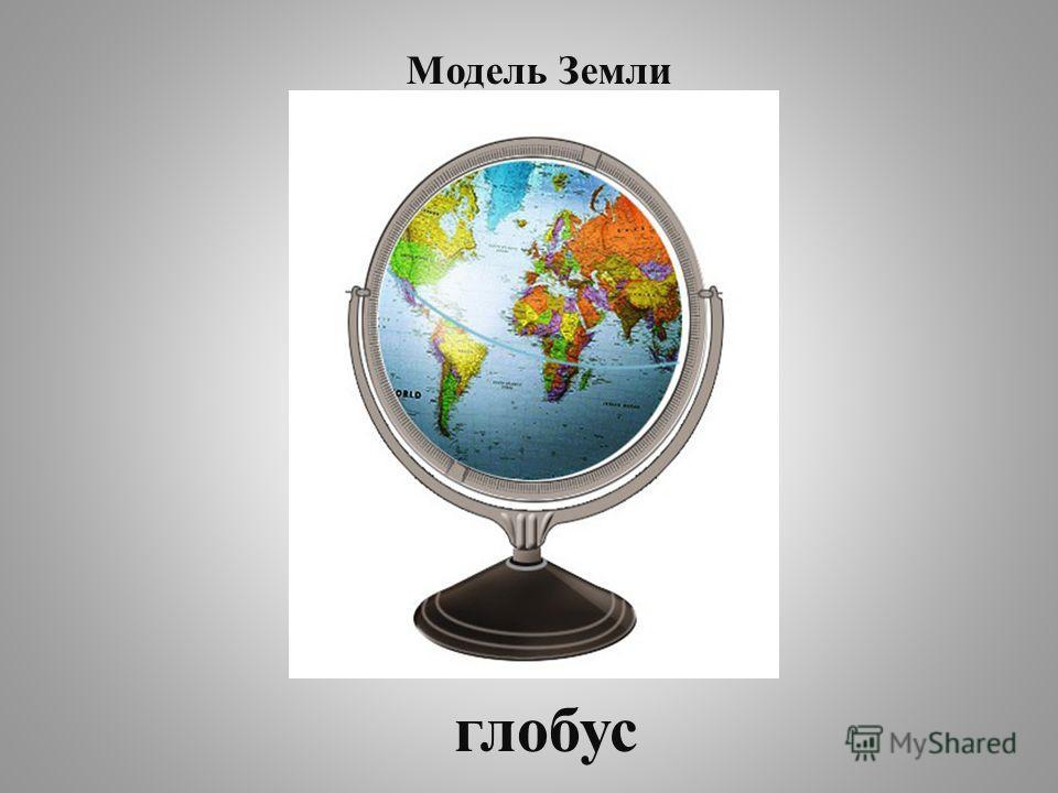 глобус Модель Земли