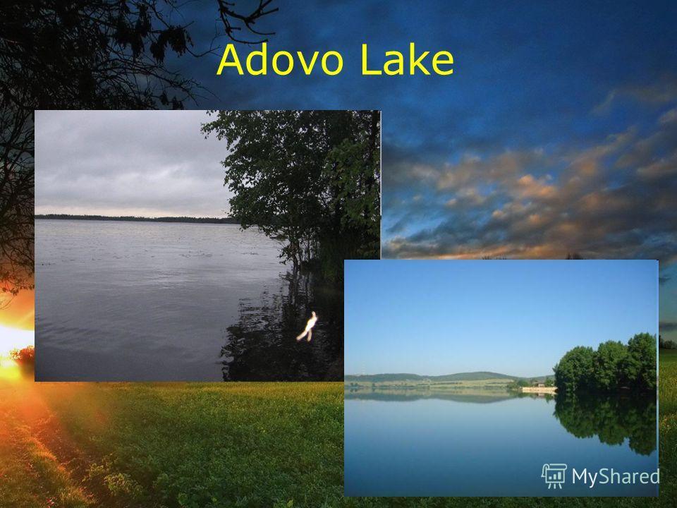 Adovo Lake