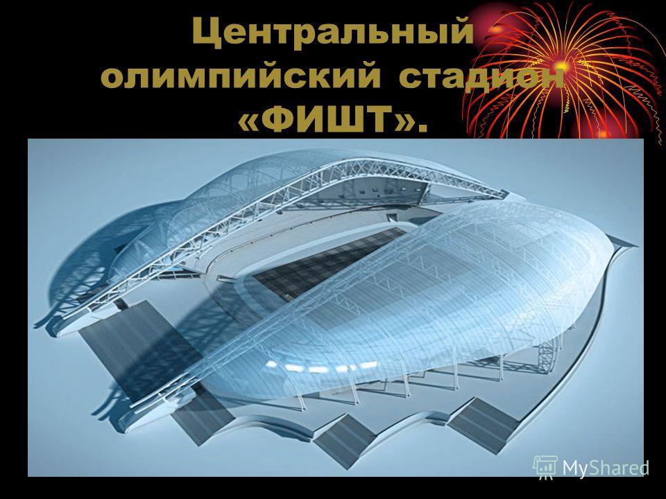 Центральный олимпийский стадион «ФИШТ».