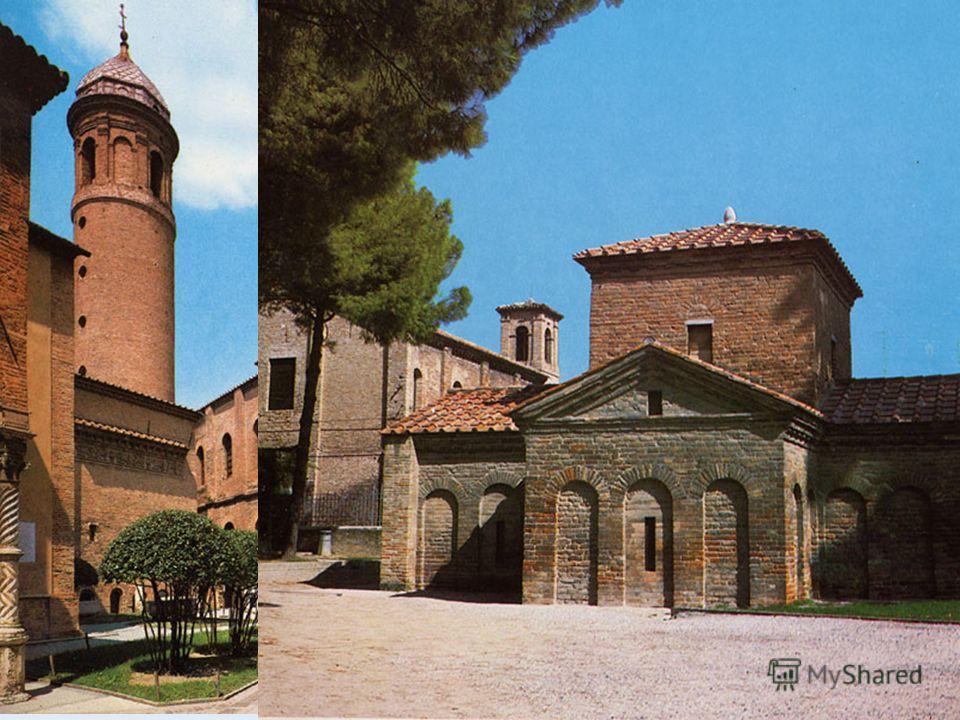 05.12.201315 Церковь Сан-Витали Италия 532 - 548 гг. н. э. Италия, Равенна