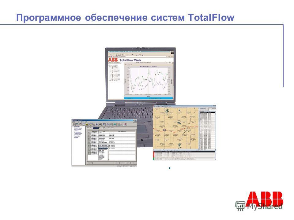 Программное обеспечение систем TotalFlow