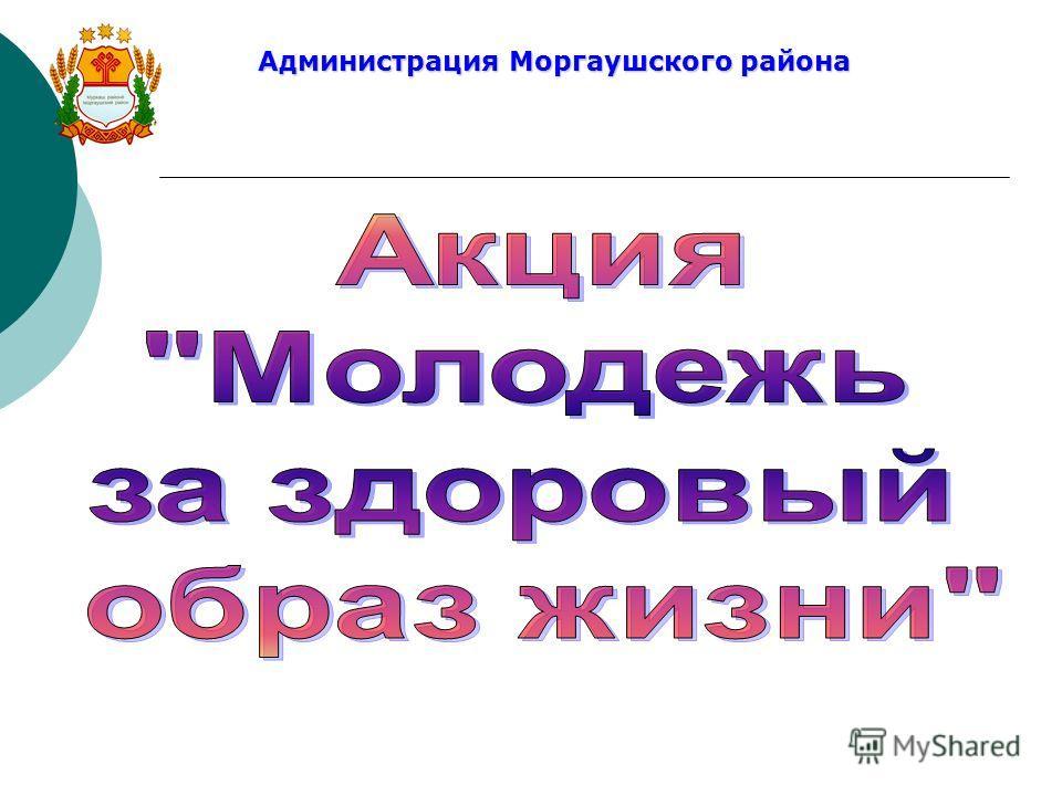 Администрация Моргаушского района