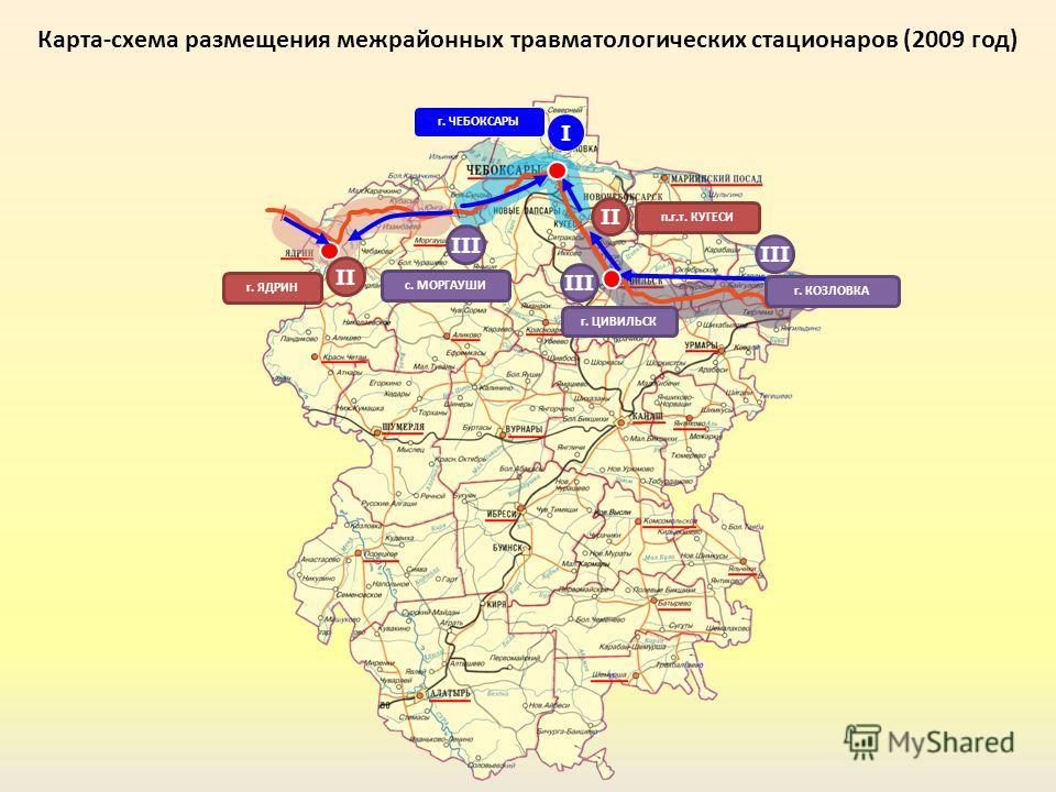 КОЗЛОВКА Карта-схема