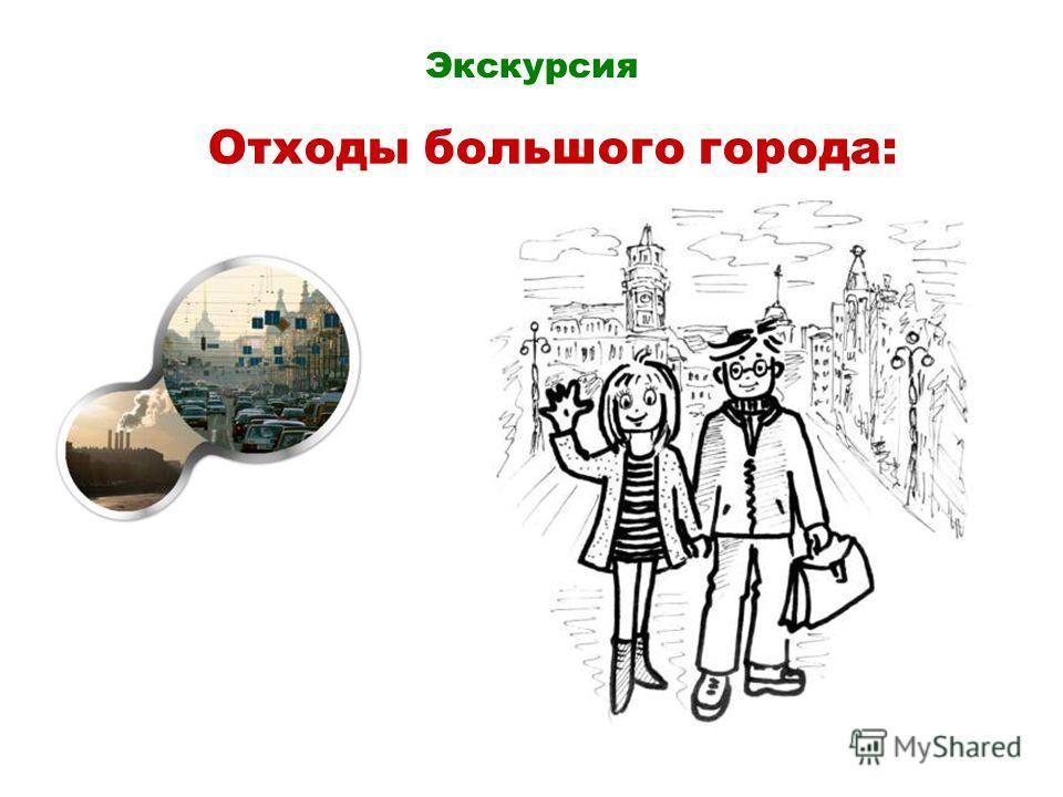 Отходы большого города: Экскурсия