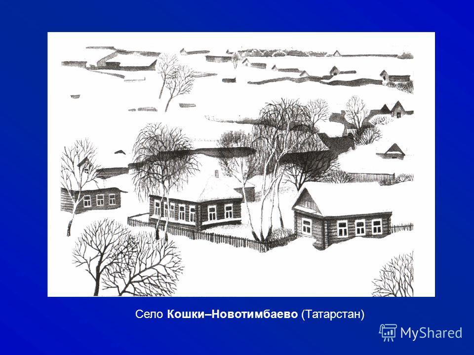 Село Кошки–Новотимбаево (Татарстан)
