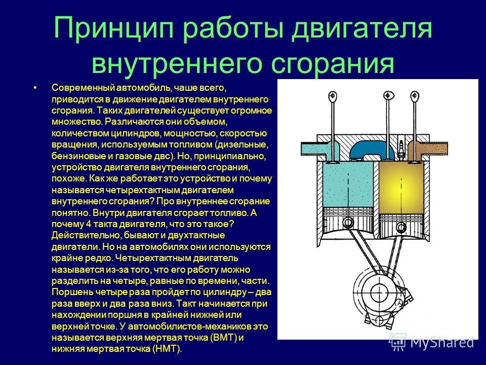 История создания первого двигателя внутреннего сгорания Первый по настоящему работоспособный Двигатель Внутреннего Сгорания (ДВС) появился в Германии в 1878 году. Но история создания ДВС уходит своими корнями во Францию. В 1860 году французский изобр
