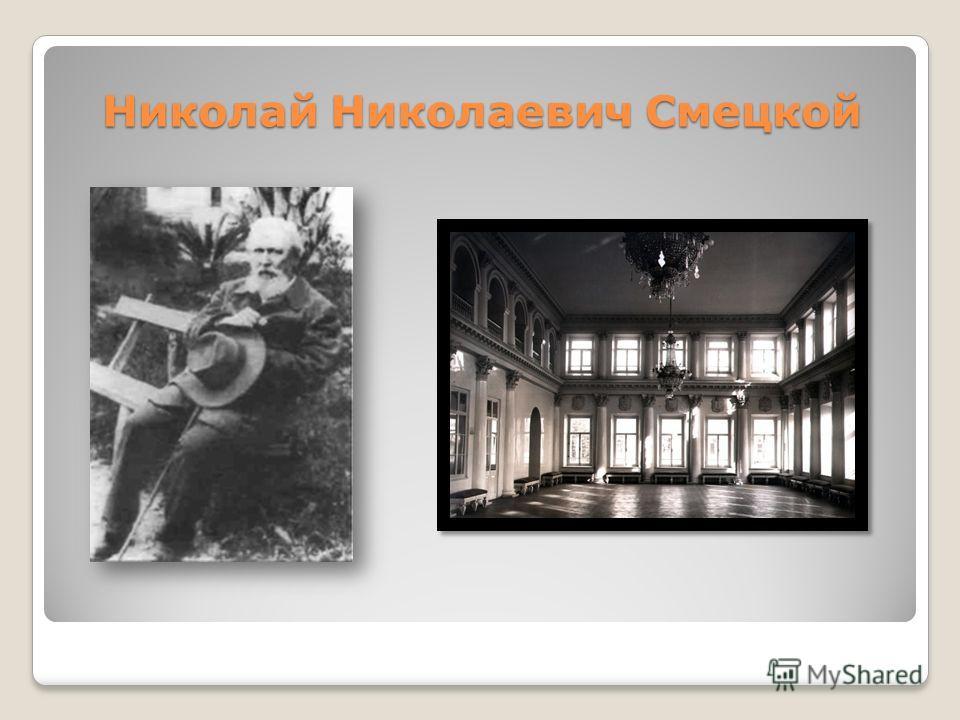 Николай Николаевич Смецкой