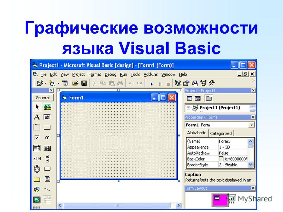 Учебник О Редакторе Visual Basic