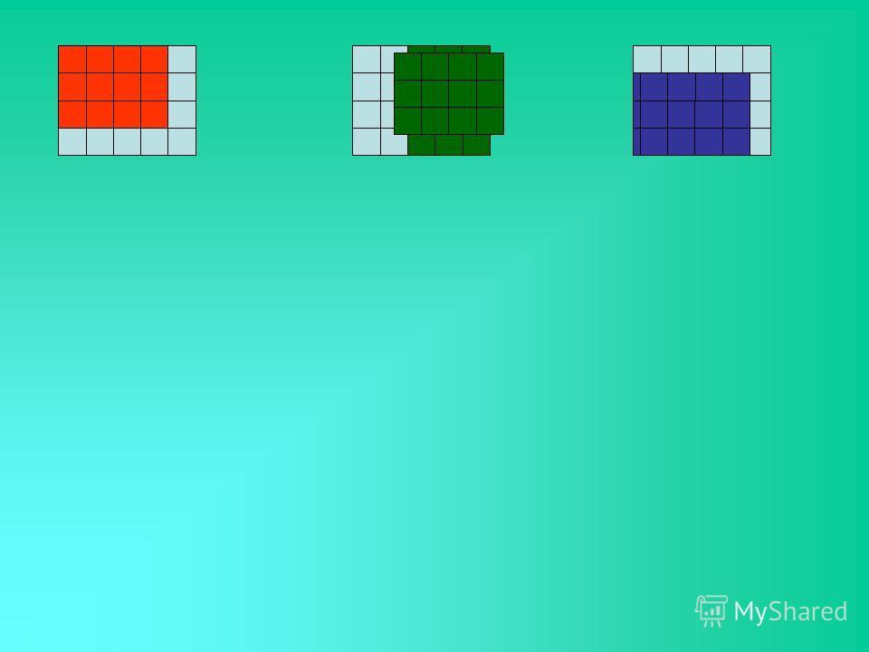1.Начертите прямоугольник из 20 клеточек. 2.Закрасьте 3.Закрасьте другим цветом 4.Закрасьте другим цветом 5.Сравните.