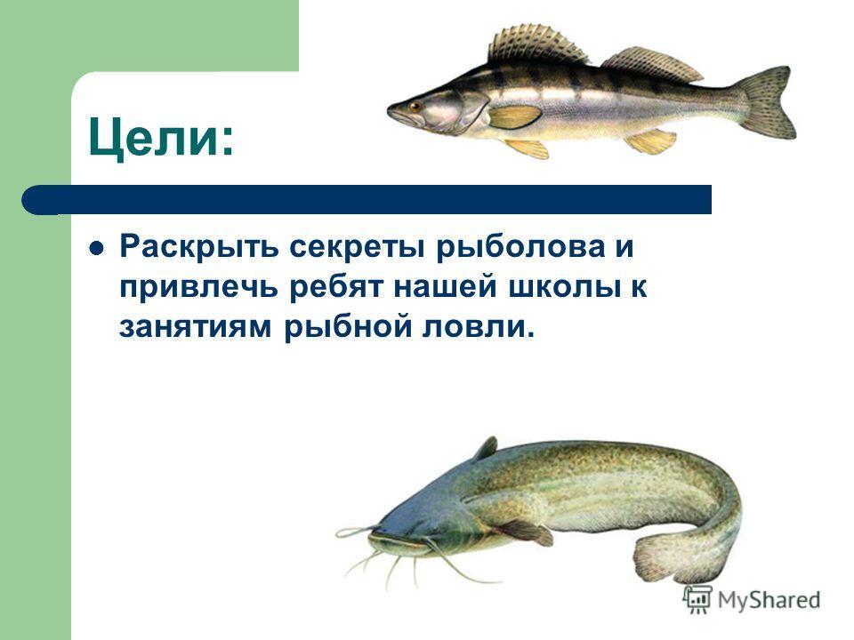 урок рыбной ловли