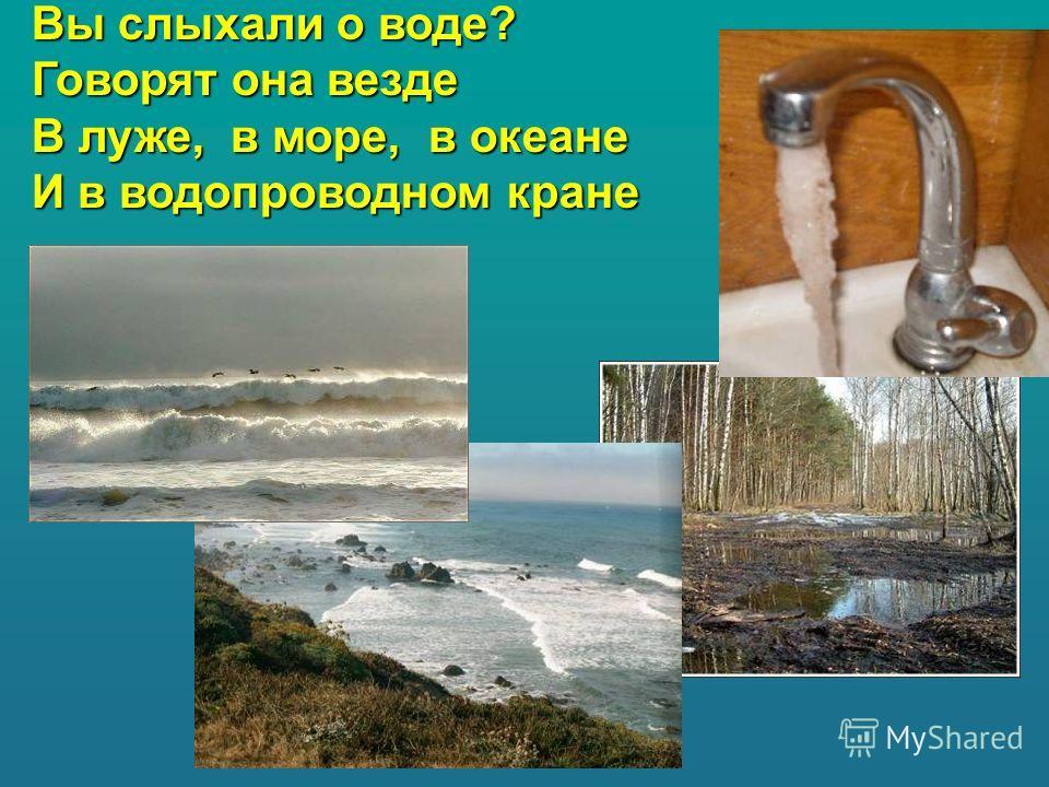 Состояния воды жидкое твёрдоегазообразное льдинка облакоручеёк Зачем нужна вода: жидкая, твёрдая, пар?