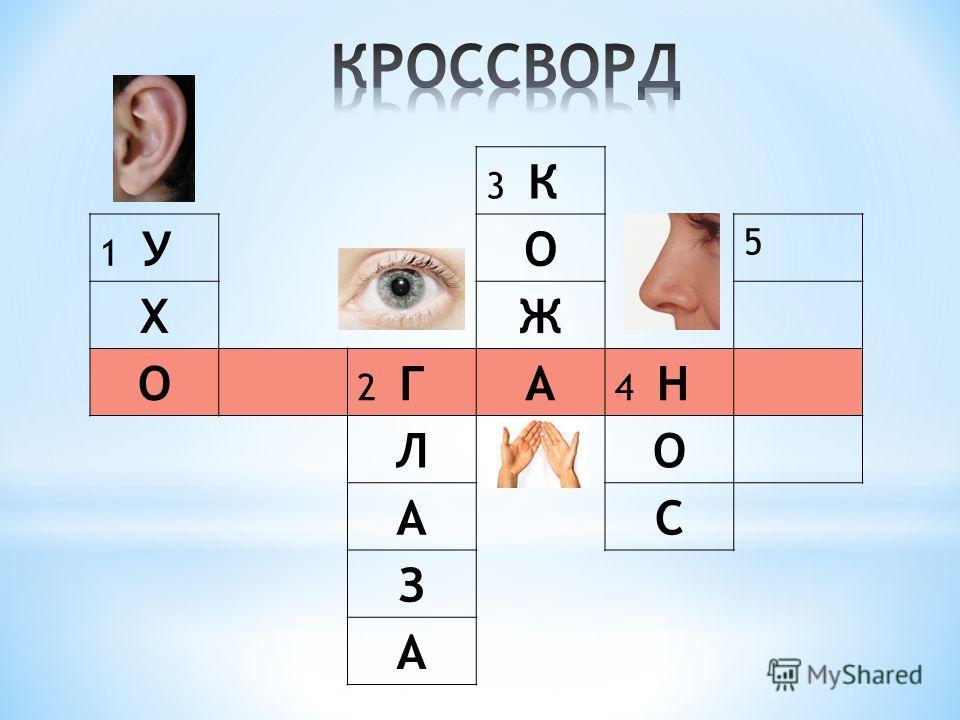 3 К 1 УО 5 ХЖ О 2 ГА 4 Н ЛО АС З А