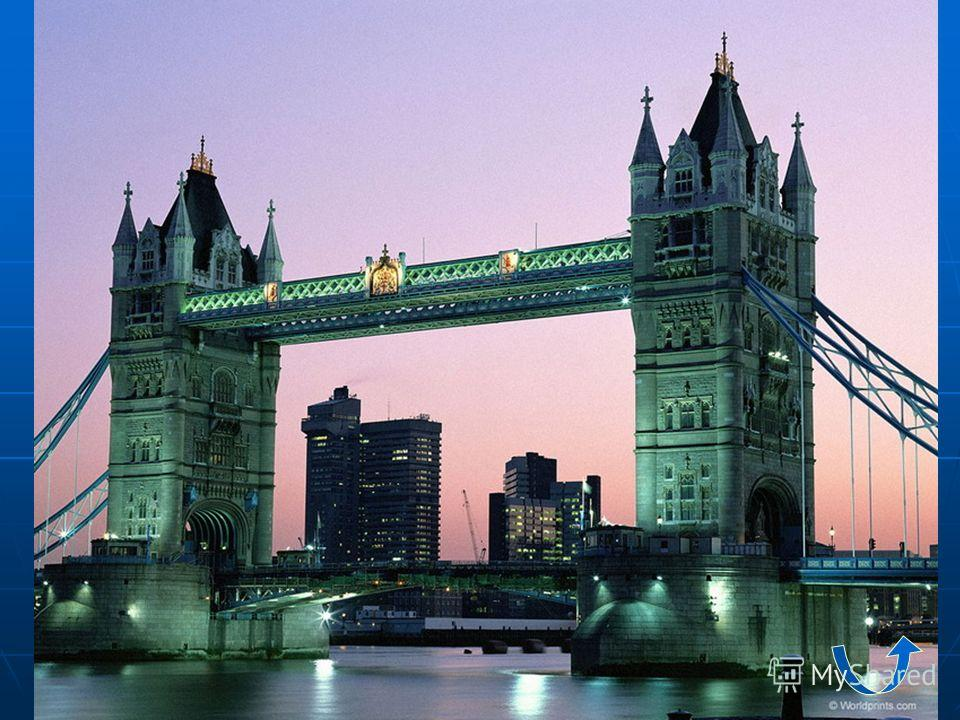 Tower Bridge The most famous and beautiful of Londons bridges is the Tower Bridge. Its construction began in 1886 and lasted for 8 years. The most famous and beautiful of Londons bridges is the Tower Bridge. Its construction began in 1886 and lasted