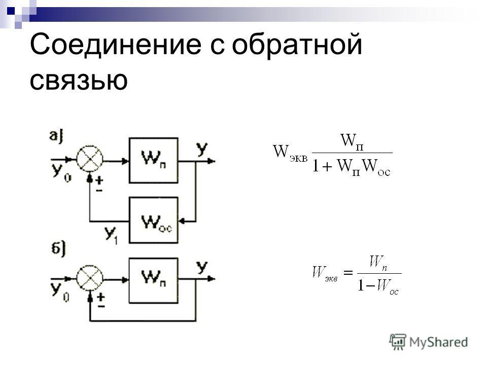 Соединение с обратной связью
