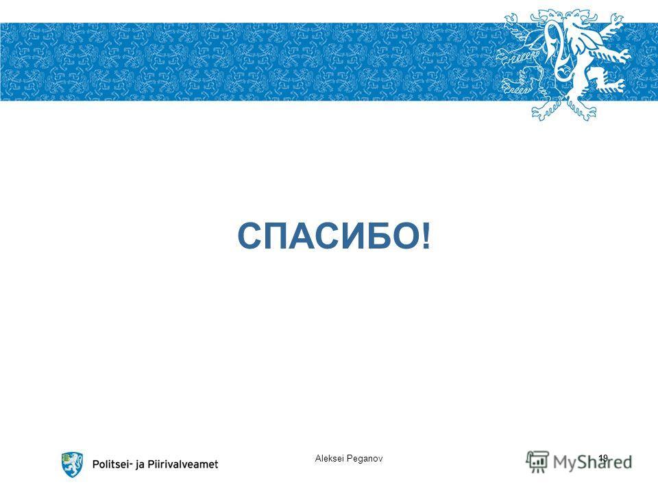 СПАСИБО! Aleksei Peganov19