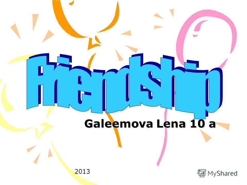 Galeemova Lena 10 a 2013
