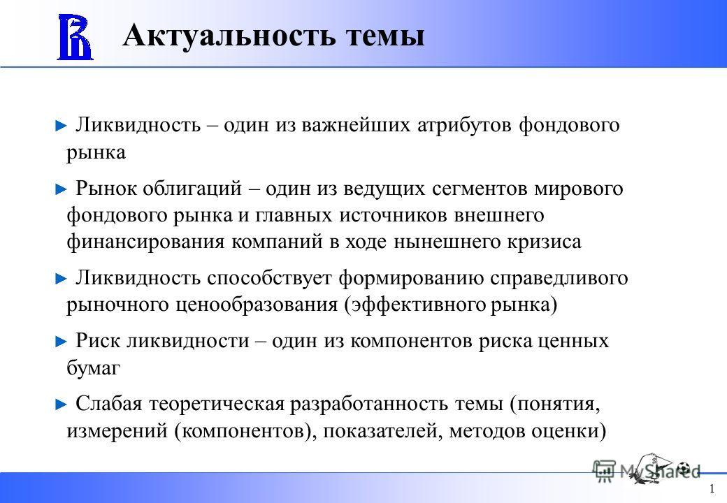 Лаборатория анализа финансовых рынков (ЛАФР) Чайкун Александр
